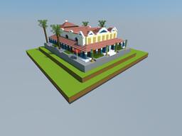 AC Origins: Bathhouse of Alexandria Minecraft Map & Project