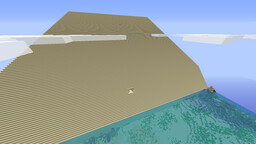 [1.14+ / 1:1 Scale] Great Pyramid of Giza Minecraft Map & Project