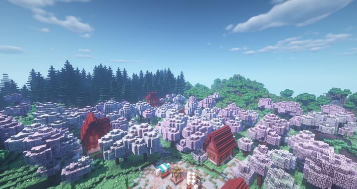 Cherry Blossom Village