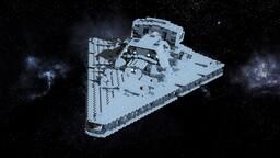 Ragnaron-class Patrol Cruiser Minecraft Map & Project