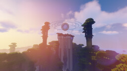 The Ancients Gates Minecraft Map & Project