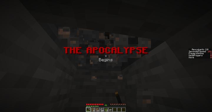 The apocalypse begins!