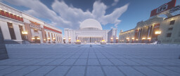**NEW GERMANIA COMING SOON**   Welthauptstadt Germania (WORLDWARMC) Minecraft Map & Project