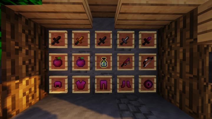 Pvp Items