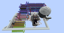 Ultimate Redstone Store - !!BIGGEST STORE EVER MADE!! v1.0.0!!!! Minecraft Map & Project