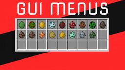 GUI - Vanilla MC Minecraft Data Pack