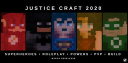 Justice Craft: Minecraft Superhero Server Of The DC Universe Minecraft Server