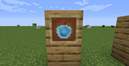Blue Apples and Pink Cookies Resource Pack Minecraft Texture Pack