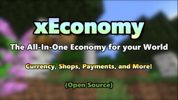 (1.16.1!) xEconomy - The #1 Economy Datapack in Minecraft Reborn! - Money, Shops, Payments, and More! Minecraft Data Pack