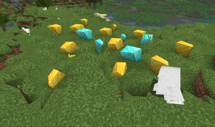 Minecraft is a block game, they say