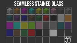 Seamless glass panes 1.16+ Minecraft Texture Pack