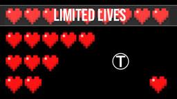 Limited lives data pack V1.5 Minecraft Data Pack