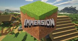 Immersion Minecraft Texture Pack