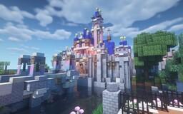 Imagineering Parks — Walt Disney World, Disneyland, Custom Parks in Minecraft Minecraft Server