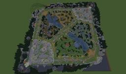 League of Legends Summoner's Rift (Pre-Season 10) [DOWNLOAD] Minecraft Map & Project