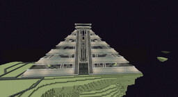 Enderia Minecraft Map & Project