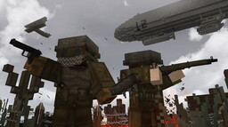 WORLD WAR I Resource Pack - [1.15 to 1.8] Minecraft Texture Pack