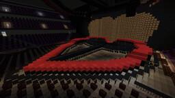 P!nk's Beautiful Trauma World Tour Stage! (Redstone Working) Minecraft Map & Project