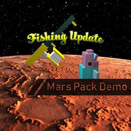 Mars Pack - Fishing Update! Minecraft Texture Pack