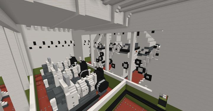 Forward Turbo Generator Room WIP