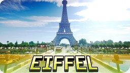 inecraft - Eiffel Tower in Minecraft - Huge Paris Map Minecraft Map & Project