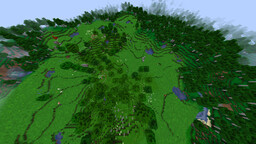 Amos's Map Minecraft Map & Project