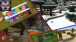 NBTpack - New Better Textures Resource Pack Minecraft Texture Pack