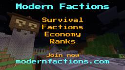 Modern Factions Minecraft Server
