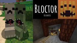 (miniUpdate 25) Bloctor by CenturianDoctor (1.16) Minecraft Texture Pack