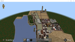 """Project: New Orleans """"better together version"""" Minecraft Map & Project"""