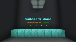 Builder's Wands Minecraft Data Pack