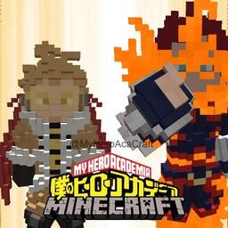 My Hero Academia (Armourer's Workshop) Minecraft Map & Project