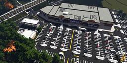Walmart Supercenter | _clem Minecraft Map & Project