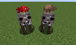 Infected Cow (Mooshroom) Minecraft Texture Pack