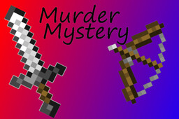 Murder Mystery (Command Block Minigame) Minecraft Map & Project