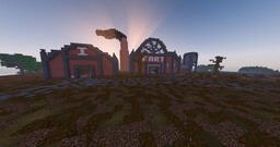 Federal Association of Resource Translocation | SMP Building Project Minecraft Map & Project