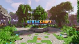 Static Craft Survival [Keep Inventory] [Balanced Economy] [Free Disguises] [1.15.2] Minecraft Server