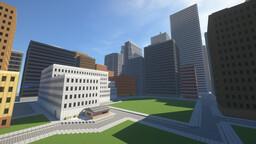 gm_bigcity Minecraft Recreation Minecraft Map & Project