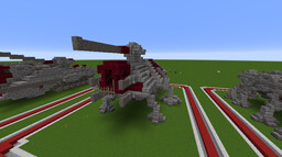 AT-TE Minecraft Map & Project