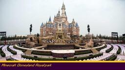 Disneyland Shanghai Minecraft Map & Project