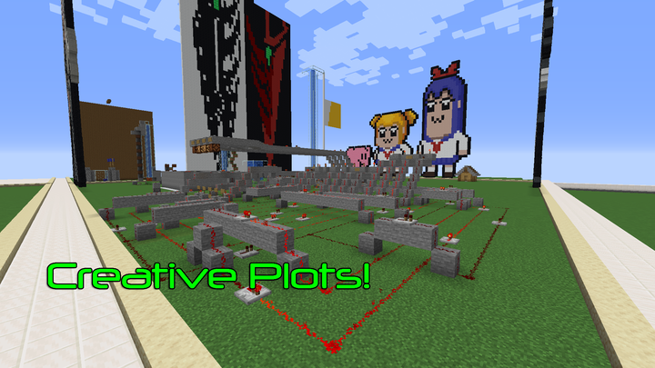 Creative Plots for member rank and up!