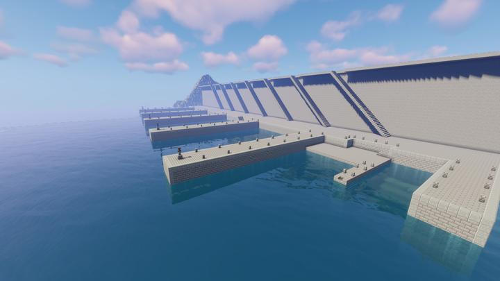 Paradis Dock