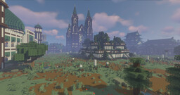 Whispering Pines Minecraft Map & Project