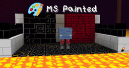 MS Painted Minecraft Texture Pack