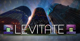 Levitate by 0SirAwesome (1.15+) CHALLENGE YOUR FRIENDS Minecraft Map & Project