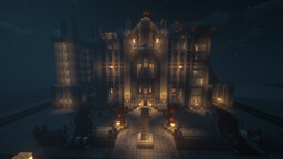 The GCPD Police Station by The4BDmaster Minecraft Map & Project