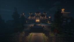 Arkham Asylum by The4BDmaster Minecraft Map & Project