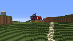 Legend of Zelda Ocarina of Time in Minecraft! Minecraft Map & Project