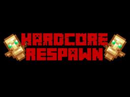 Hardcore Respawn Minecraft Data Pack