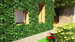 MIEJOJO/raytracing pack/1024/512/256/128/realistic Minecraft Texture Pack